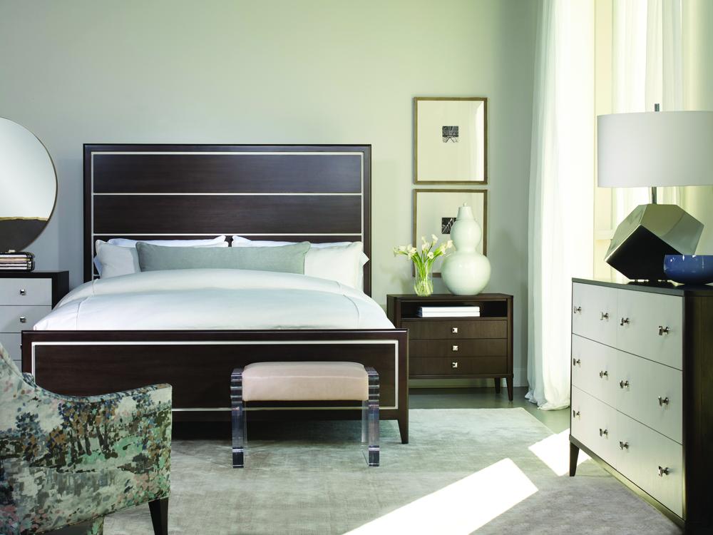 Century Furniture - Aria Bed