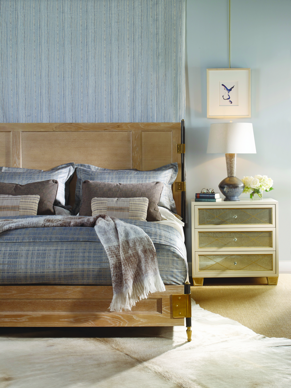 Century Furniture - Jaques Bed