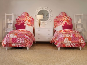 Thumbnail of Century Furniture - Lafayette Fully Upholstered Bed, Twin