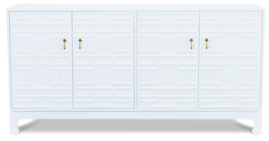 Thumbnail of Century Furniture - Four Door Low Credenza