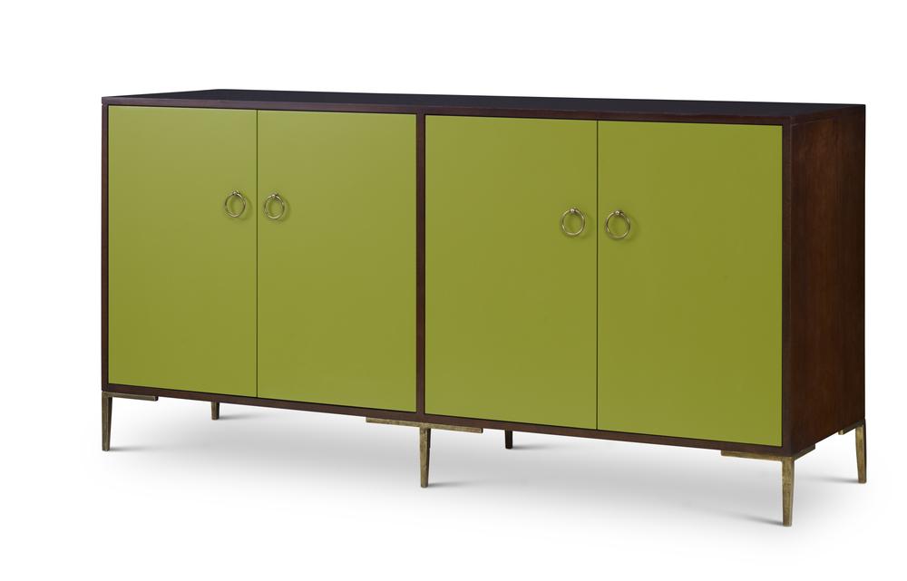 Century Furniture - Four Door Low Credenza