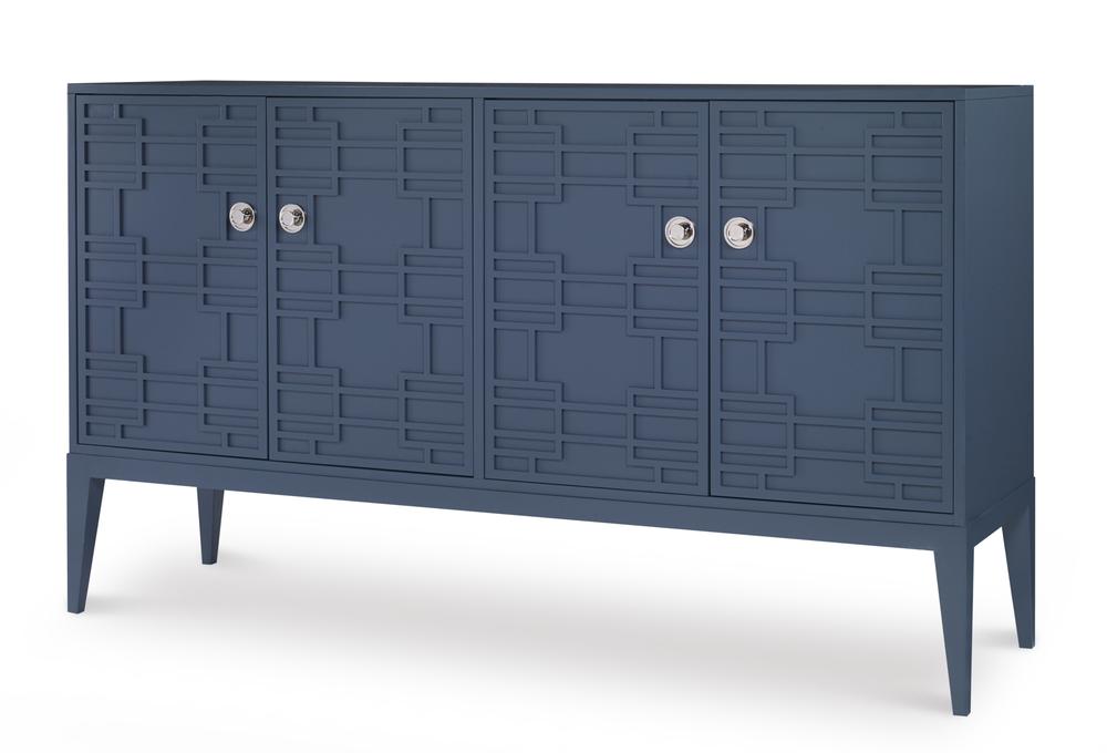 Century Furniture - Four Door Tall Credenza