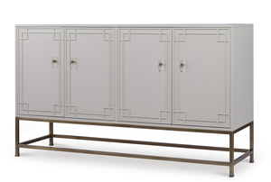 Thumbnail of Century Furniture - Four Door Tall Credenza with Tray Drawers