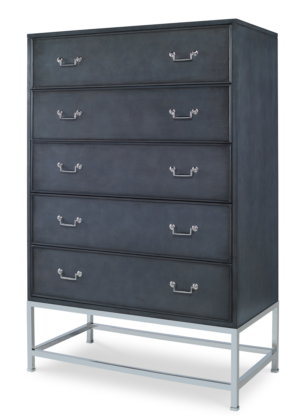 Century Furniture - Five Drawer Tall Chest