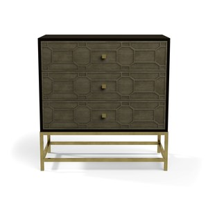 Thumbnail of Century Furniture - Three Drawer Tall Chest