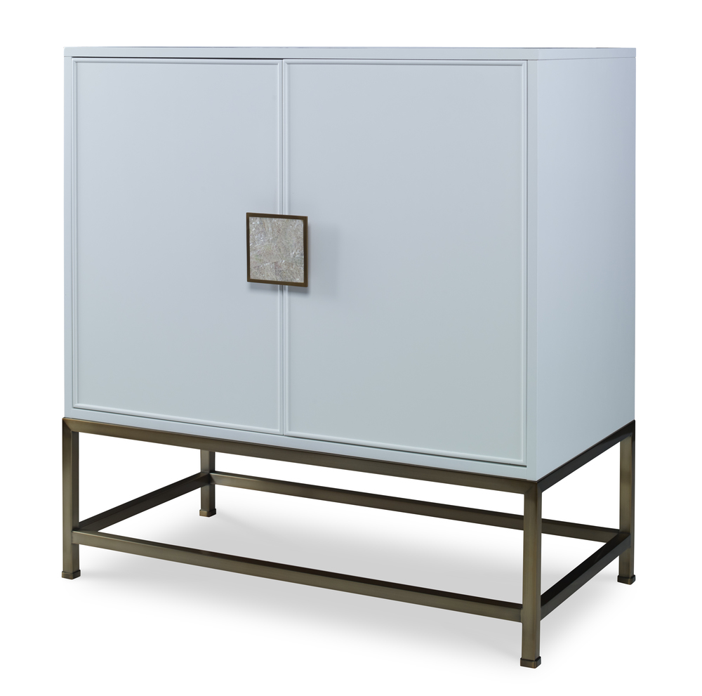 Century Furniture - Two Door Tall Chest