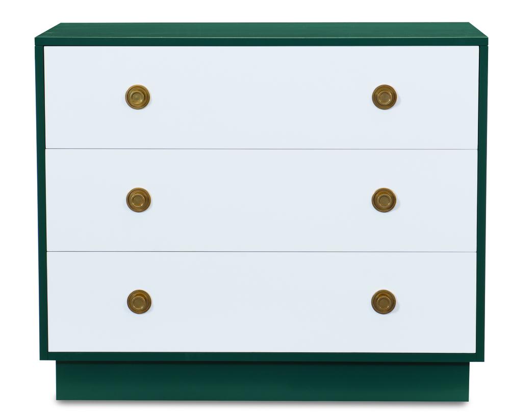 Century Furniture - Three Drawer Low Chest