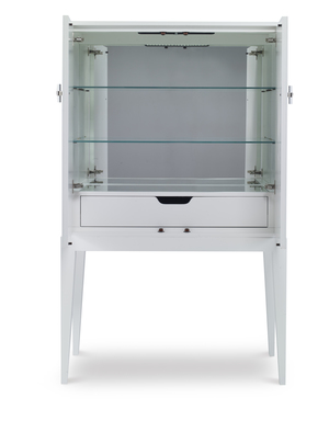 Thumbnail of Century Furniture - Bar Cabinet w/ Mirrored Back Panel