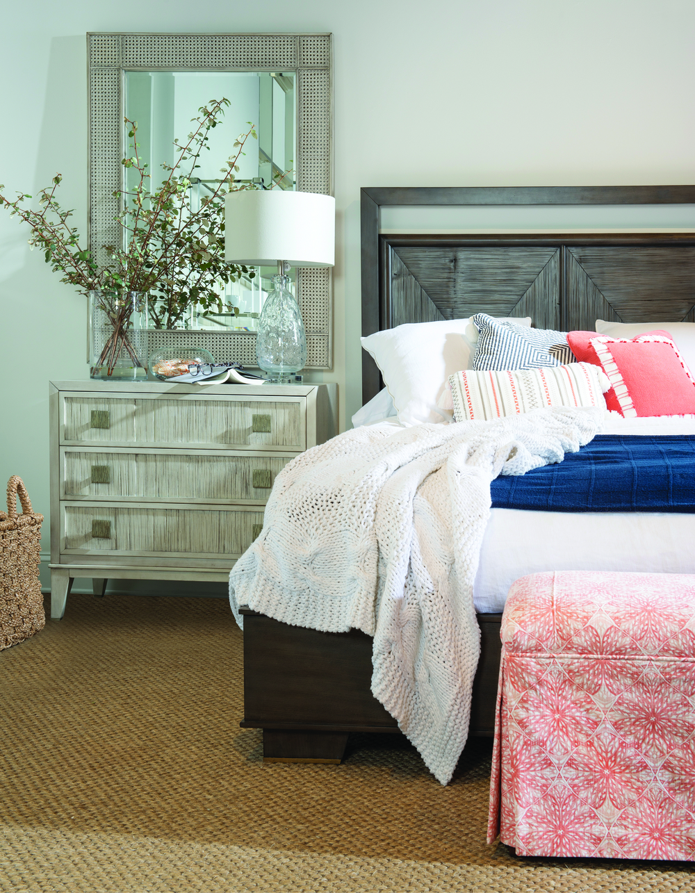 Century Furniture - Del-Ray Bed