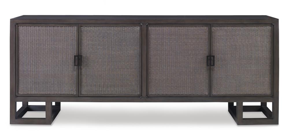 Century Furniture - Mackinaw Four Door Credenza