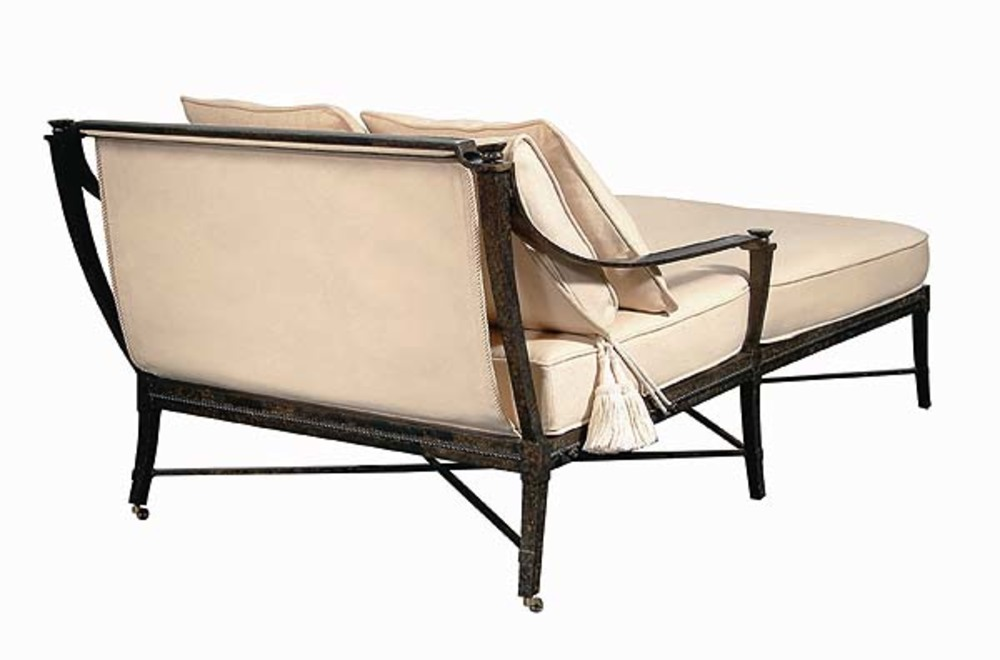 Century Furniture - Double Chaise