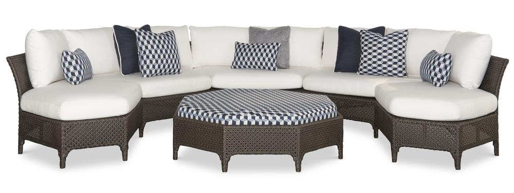 Century Furniture - Tangier Sectional