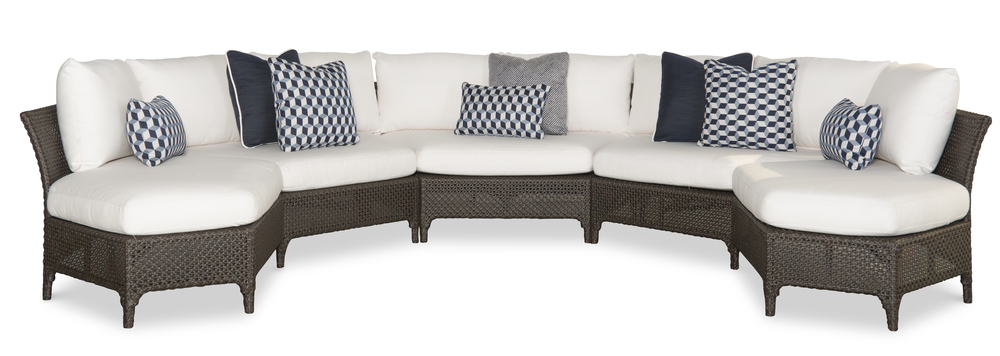Century Furniture - Tangier Sectional