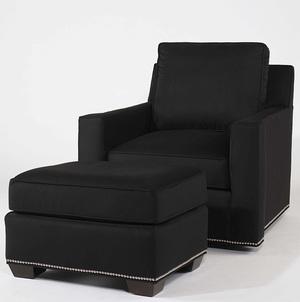 Thumbnail of Century Furniture - Colton Ottoman