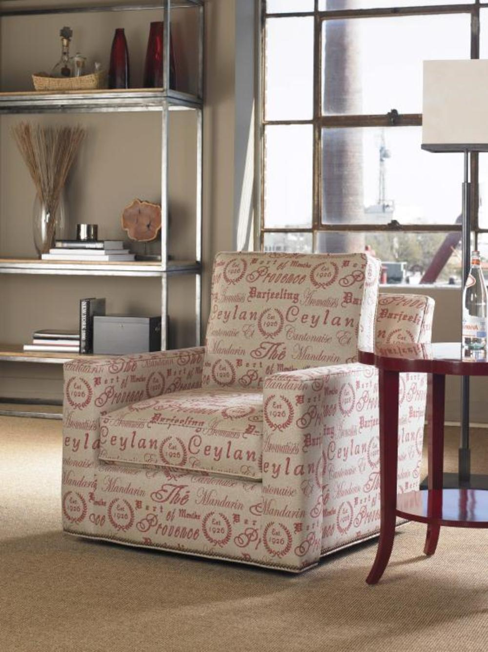 Century Furniture - Colton Swivel Chair