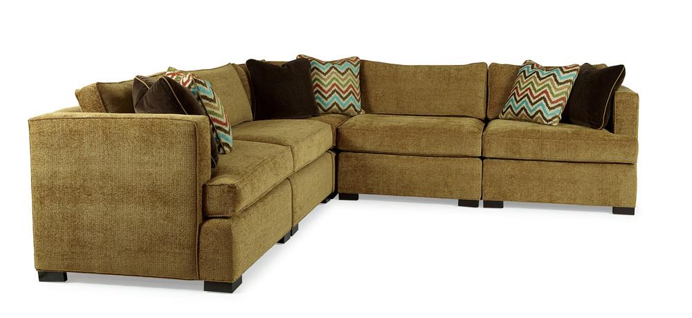 Century Furniture - Landon 4 Piece Sectional