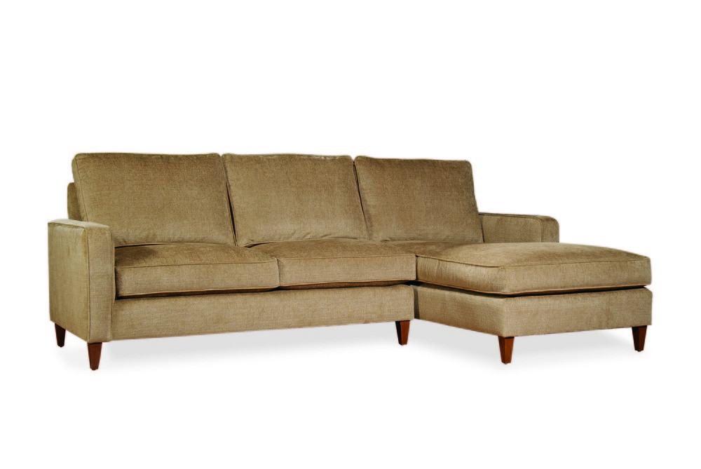 Century Furniture - Pablo Sectional with Chaise