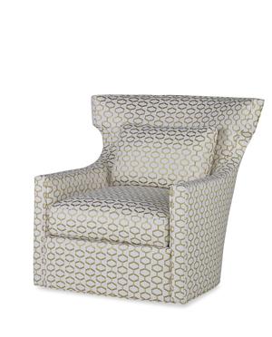 Thumbnail of Century Furniture - Hansen Swivel Chair