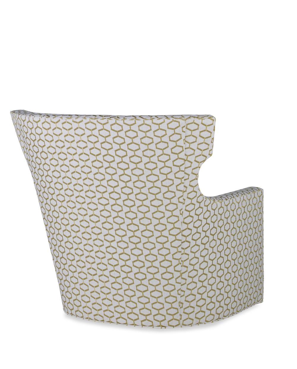 Century Furniture - Hansen Swivel Chair