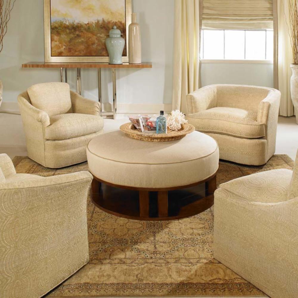 Century Furniture - Georgia Swivel Chair