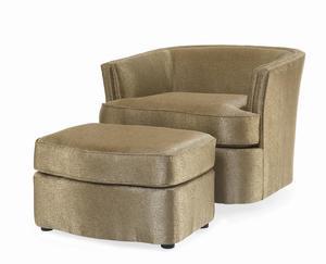 Thumbnail of Century Furniture - Georgia Swivel Chair