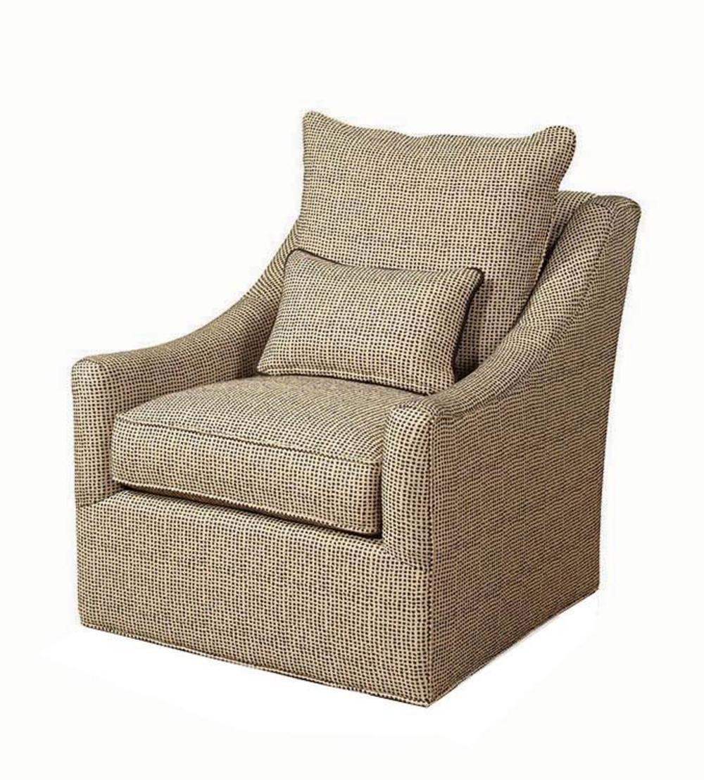Century Furniture - Willem Swivel Chair