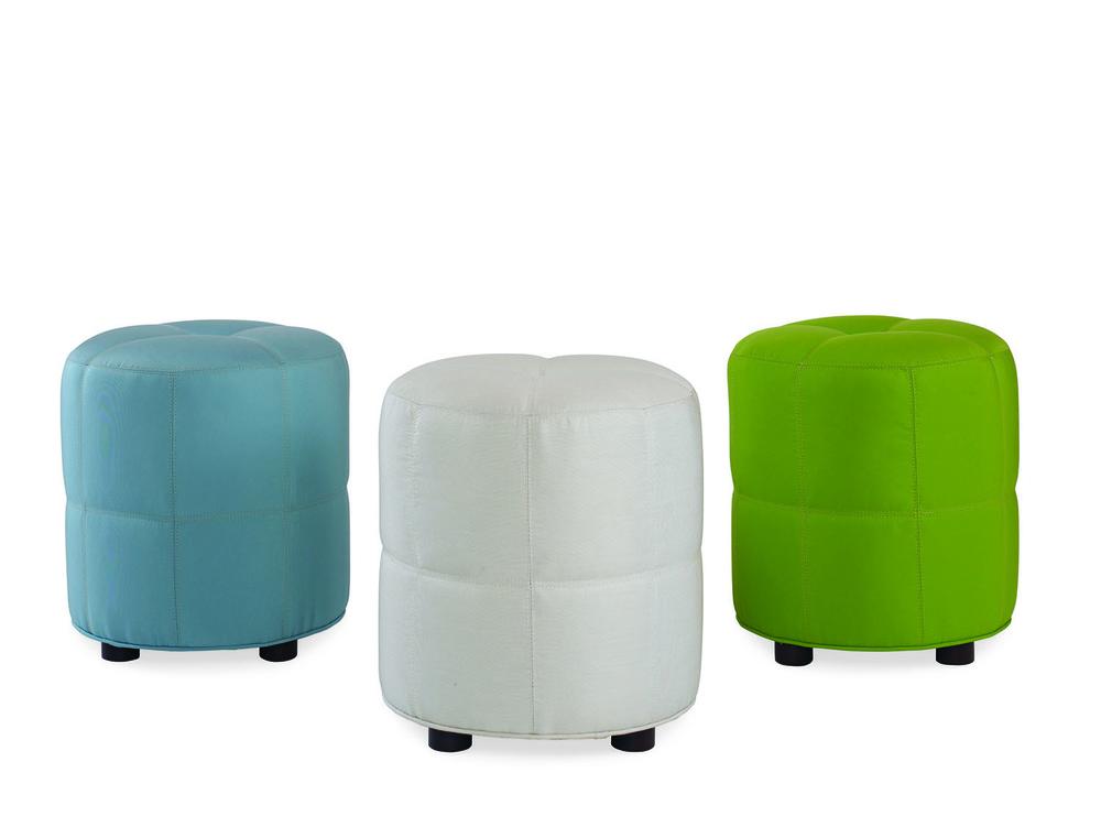Century Furniture - Rhonda Round Ottoman