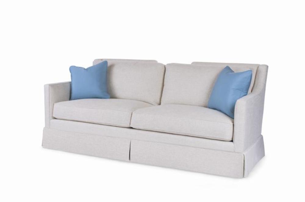 Century Furniture - Del Mar Skirted Sofa