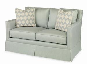 Thumbnail of Century Furniture - Del Mar Skirted Loveseat