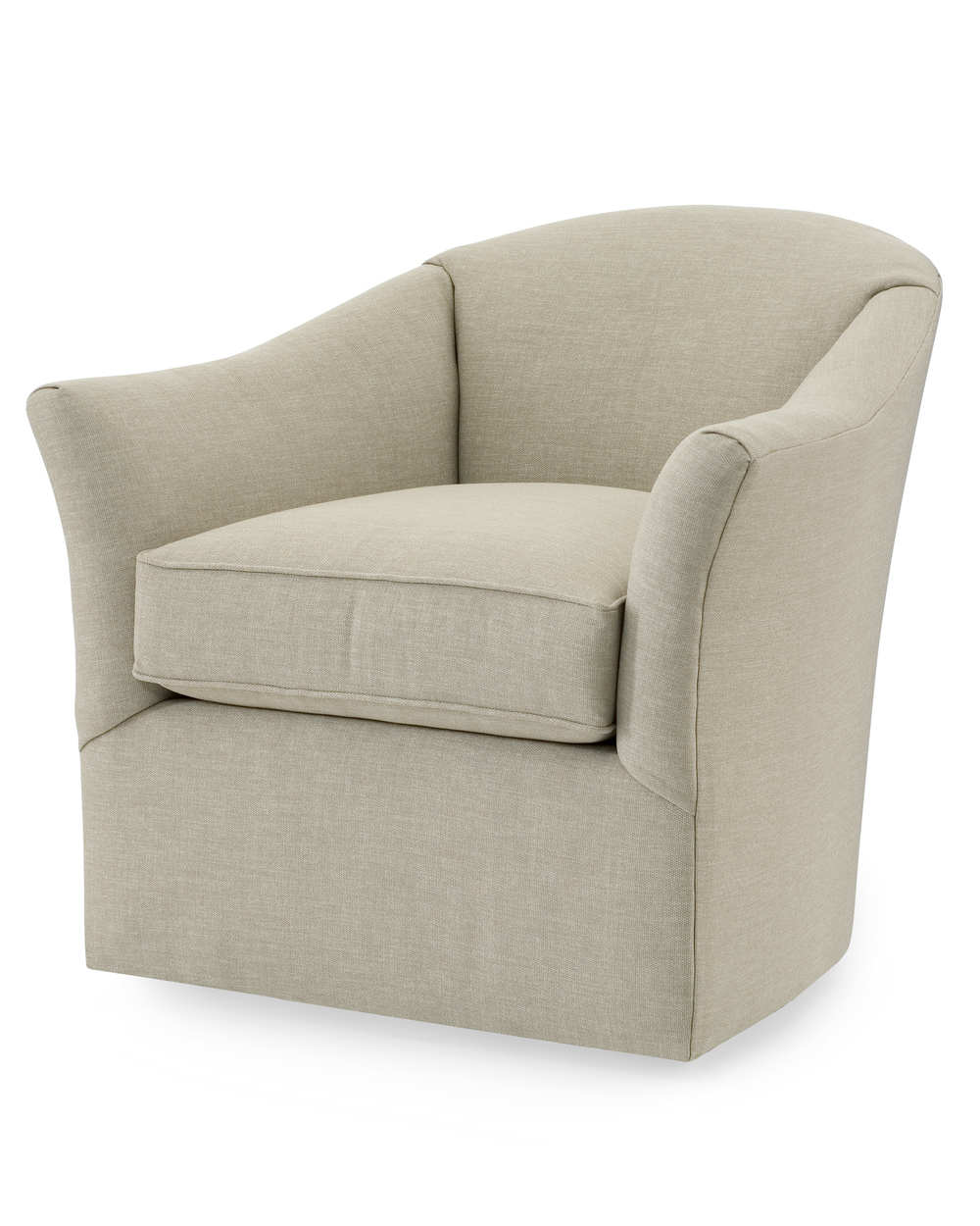 Century Furniture - Altos Swivel Chair