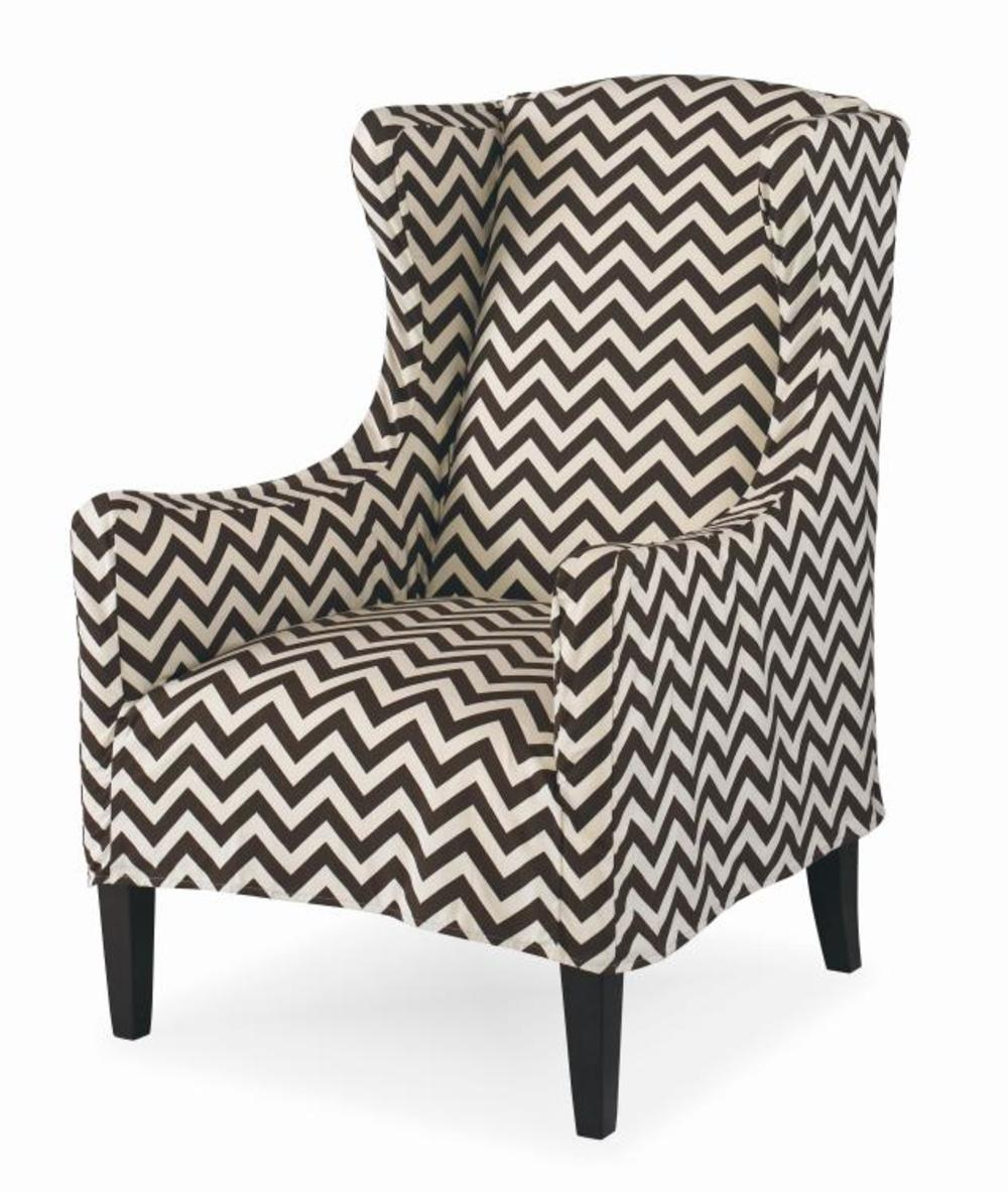 Century Furniture - Gisele Wing Chair