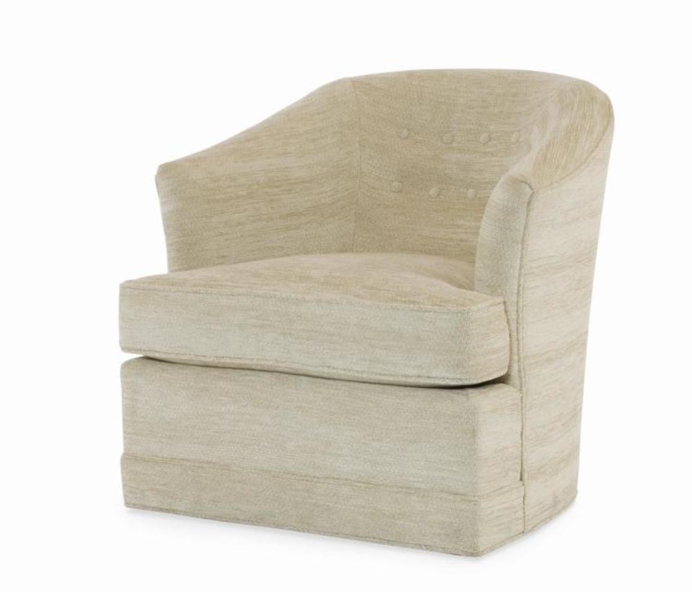 Century Furniture - Durian Swivel Chair