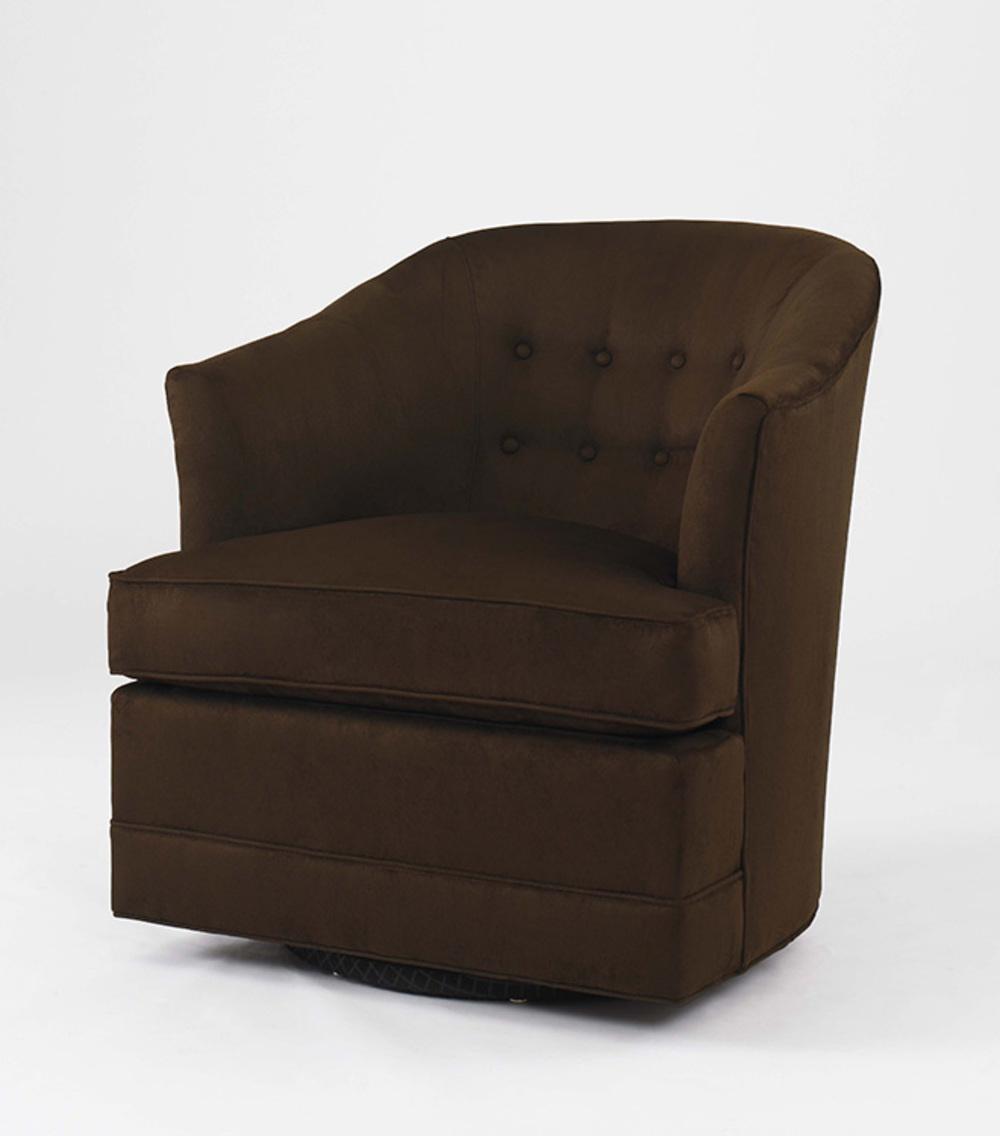 Century Furniture - Durian Swivel Glider