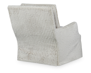 Thumbnail of Century Furniture - Cassidy Skirted Swivel Chair