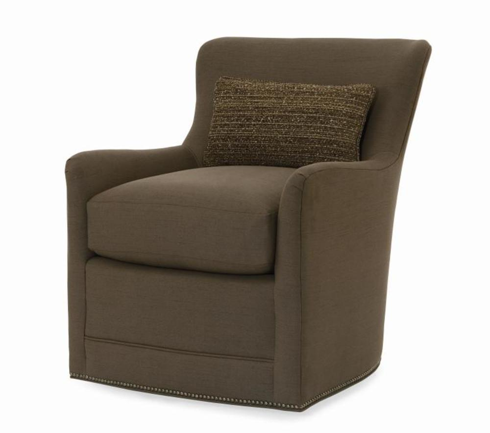 Century Furniture - City Swivel Chair