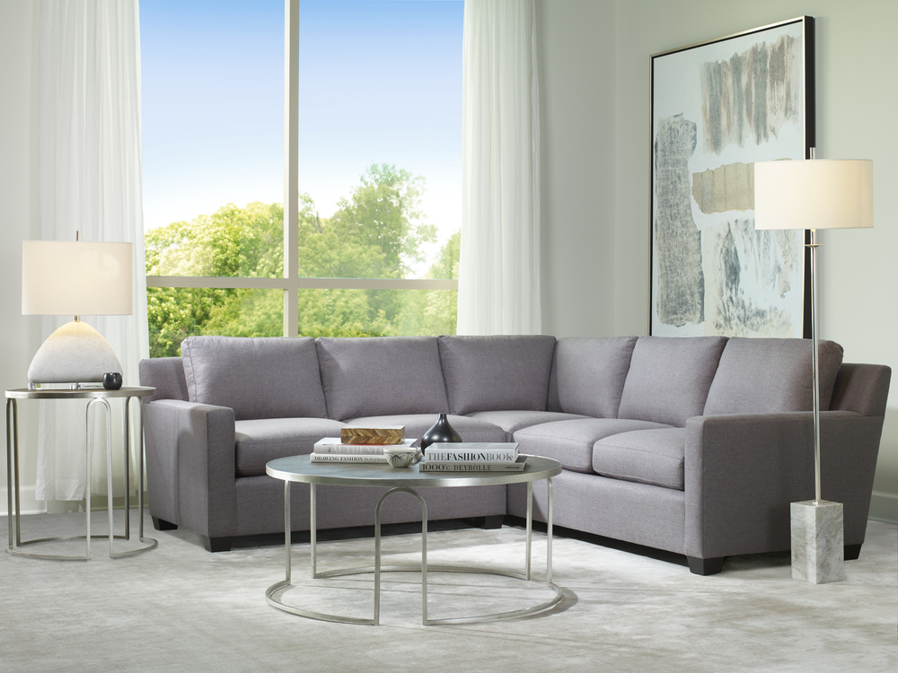 Century Furniture - Bateman Two Piece Sectional