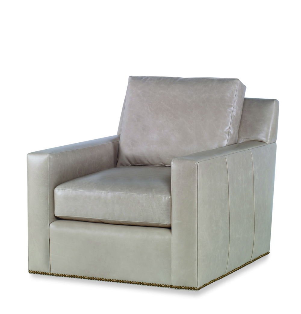 Century Furniture - Bateman Swivel Chair