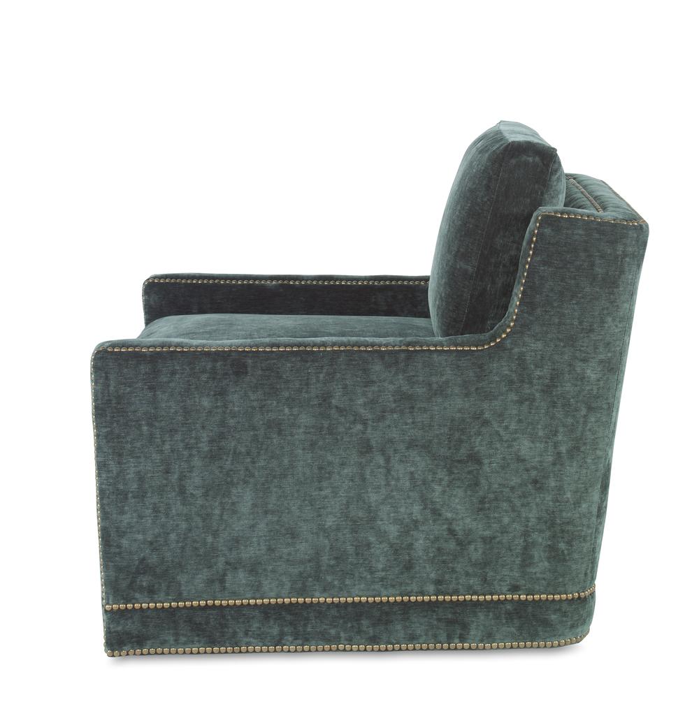 Century Furniture - Ion Swivel Chair