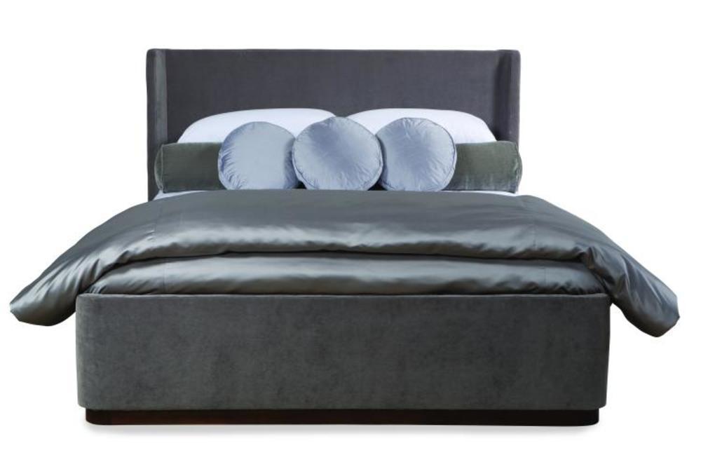 Century Furniture - Yvette Upholstered Bed