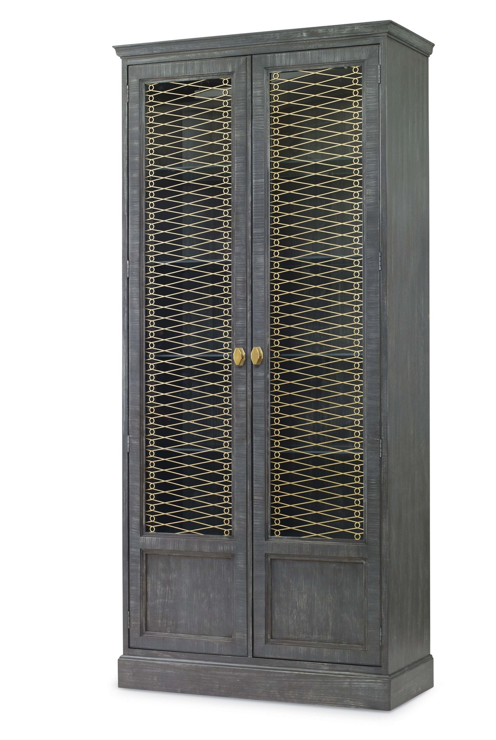 Century Furniture - Trace Cabinet w/ Grilles