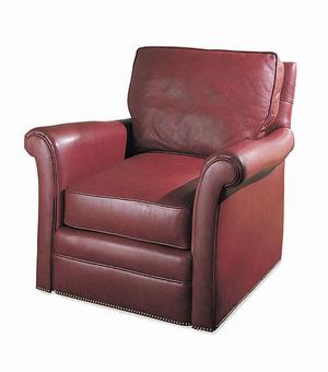 Thumbnail of Century Furniture - Buffalo Swivel Chair