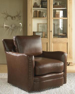 Thumbnail of Century Furniture - Camden Swivel Chair