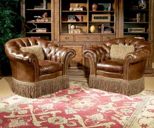 Thumbnail of Century Furniture - Chester Swivel Chair