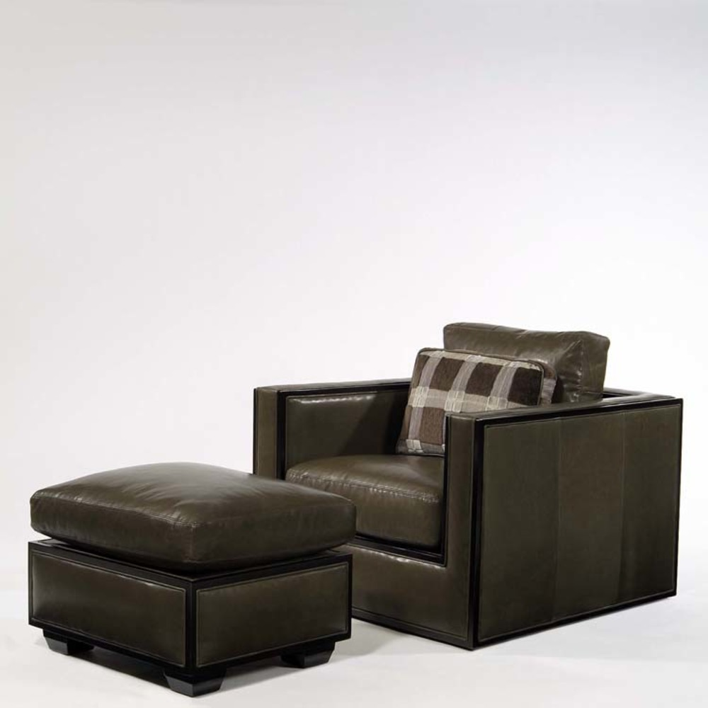Century Furniture - Bolton Swivel Chair