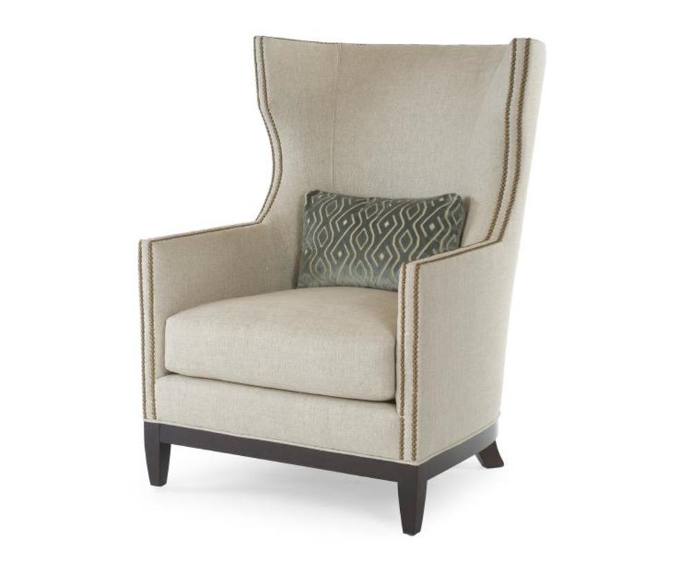 CENTURY FURNITURE - Townsendale Wing Chair