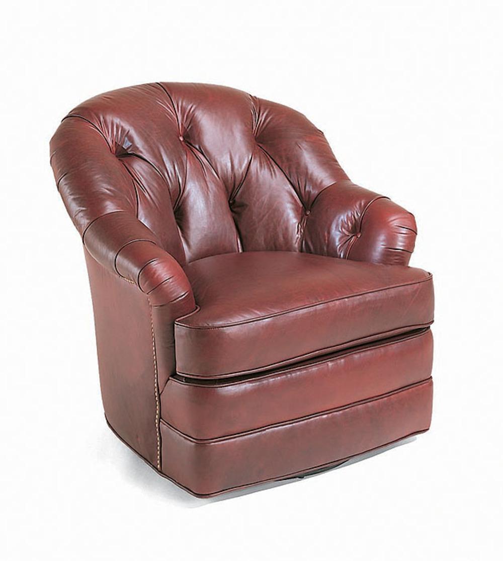 Century Furniture - Horseshoe Swivel Chair