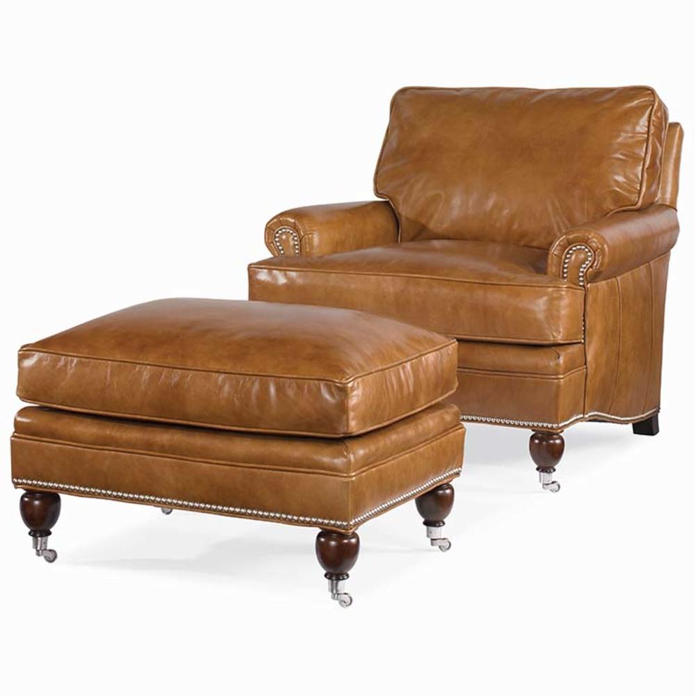 Century Furniture - Essex Ottoman