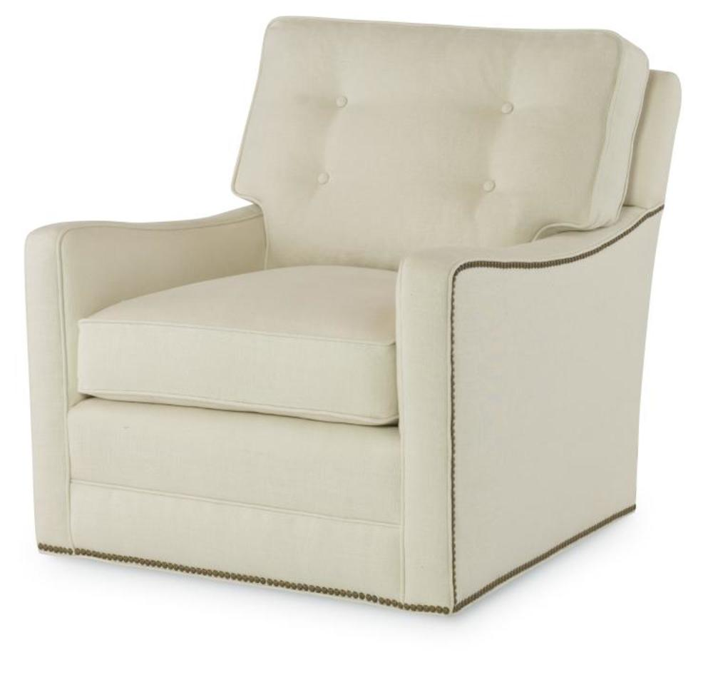 Century Furniture - Essex Swivel Chair