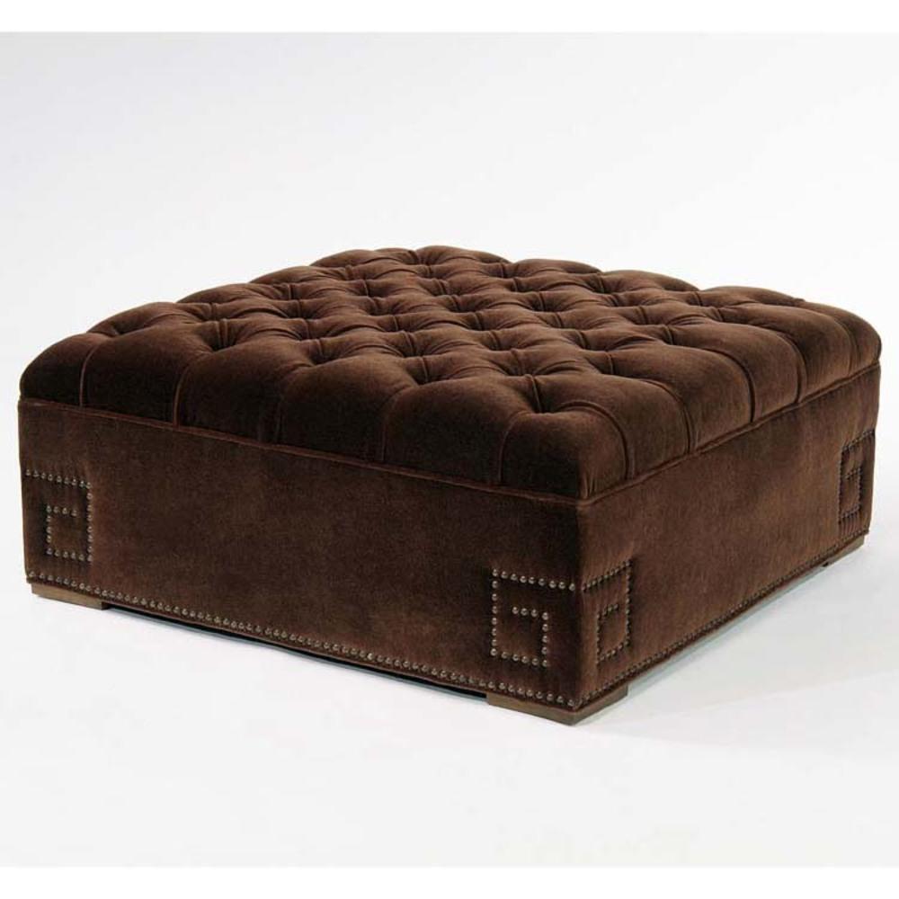 Century Furniture - Benbrook Ottoman
