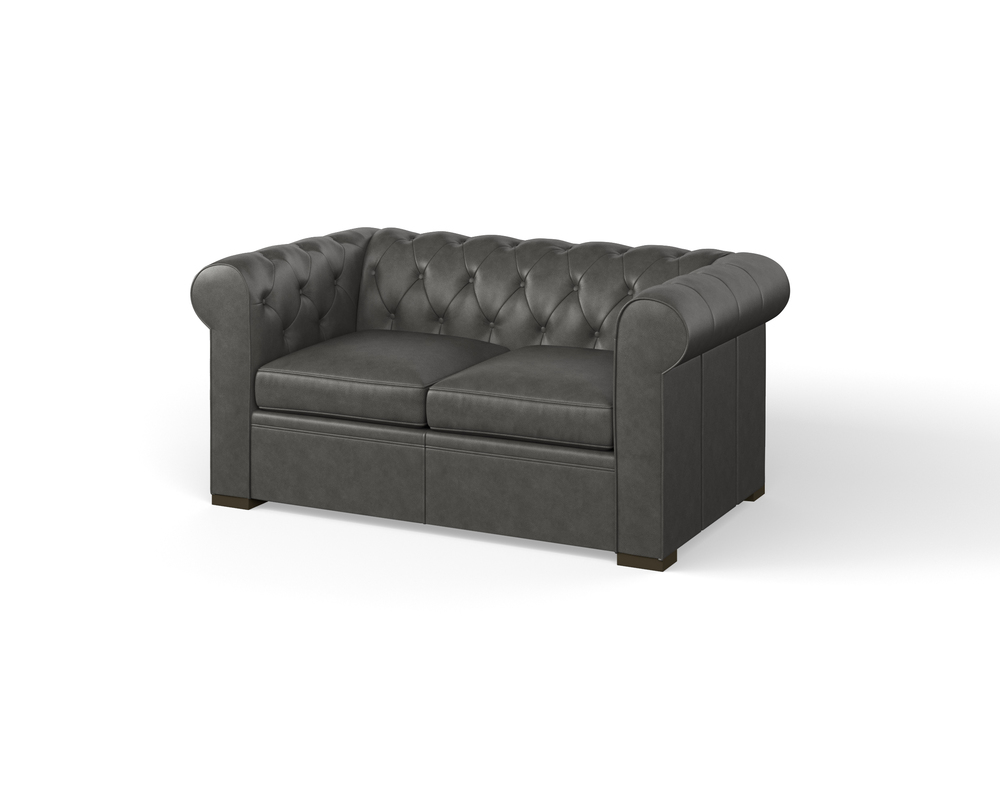 Century Furniture - Classic Chesterfield Loveseat